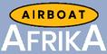 Airboat Afrika @ Harties Logo